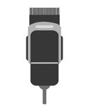 electric hair clipper icon Royalty Free Stock Photography