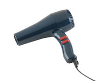 Electric hair dryer Royalty Free Stock Image