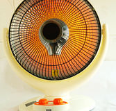 Electric heater Royalty Free Stock Photo