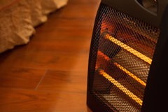 Electric heater Royalty Free Stock Photography