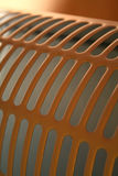 Electric Heater detail Stock Images