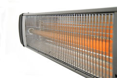 Electric heater pictures Royalty Free Stock Photography