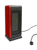 Electric heater Royalty Free Stock Photos