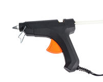 Electric hot glue gun Stock Photography