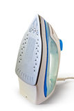 Electric iron Stock Photo