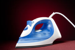 Electric iron Royalty Free Stock Photos