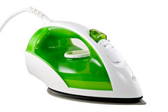 Electric iron Royalty Free Stock Image