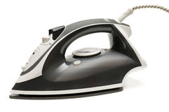 Electric iron Royalty Free Stock Photography
