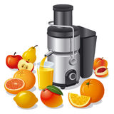 Electric juicer Stock Image
