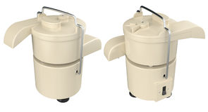 Electric juicer Stock Photography