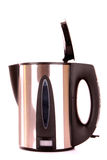 Electric kettle isolated Stock Photo