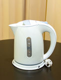Electric kettle placed Royalty Free Stock Photo