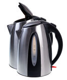 Electric kettles Stock Images