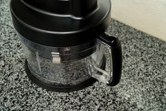 Smoothie Maker. Electric Kitchen and Household Domestic Appliance. Electric Kitchen and Household Domestic Appliance royalty free stock photography