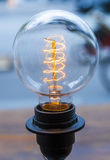 Electric lamp Stock Image