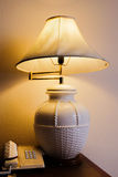 Electric lamps.. Stock Photography