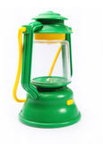 Electric Lantern Lamp Stock Photography