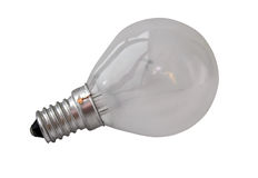 Electric light bulb Stock Images