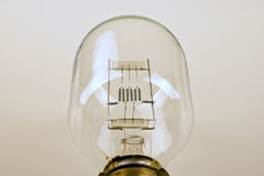 Electric light bulb Stock Photo
