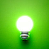 Electric light bulb royalty free stock photos