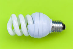 Electric light bulb. Stock Image