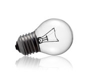 Electric light bulb Stock Photography