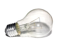 Electric light bulb Stock Photo