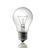 Electric light bulb Royalty Free Stock Images