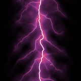 Electric lighting background pink Stock Images