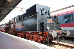 Electric locomotive Royalty Free Stock Images