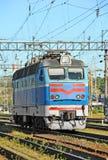 Electric locomotive Royalty Free Stock Image