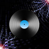 Electric LP Royalty Free Stock Image