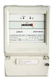 Electric meter Royalty Free Stock Image