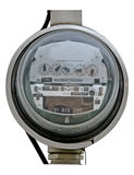 Electric Meter Stock Images