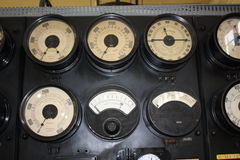 Electric Meters Stock Images