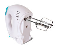 Electric mixer Stock Photo