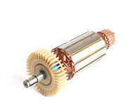 Electric motor Royalty Free Stock Photography