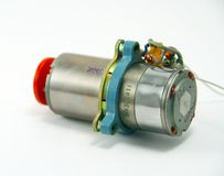 The electric motor royalty free stock photo
