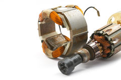 Electric Motor Stock Photography