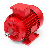 The electric motor Royalty Free Stock Image