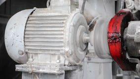 Electric motor stock video