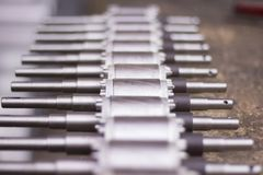 Electric motor rotor of stock royalty free stock image