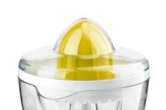 Electric orange juicer Royalty Free Stock Image