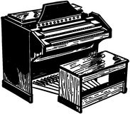 Electric Organ Stock Images