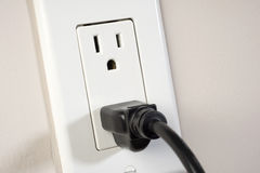 Electric Outlet Stock Photos