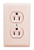 Electric outlet Stock Image