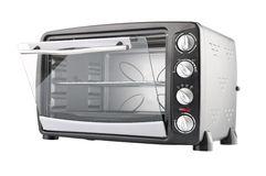 Electric oven Royalty Free Stock Photography