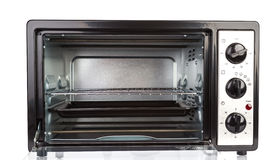Electric oven isolated Stock Photo