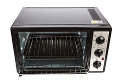 Electric oven isolated Stock Photography