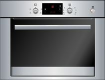 Electric oven Royalty Free Stock Photo